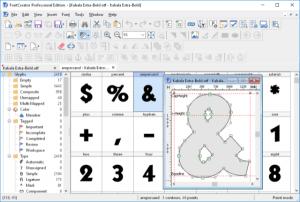 FontCreator Pro License Key