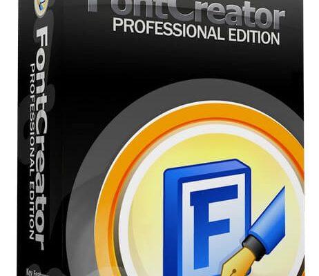 FontCreator Pro Serial Key