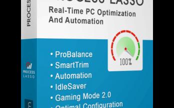 Process Lasso Pro Serial Key